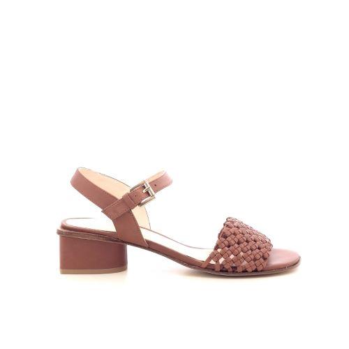 Zinda damesschoenen sandaal naturel 214497