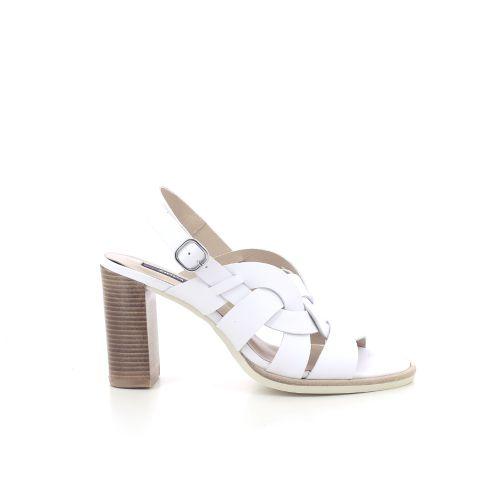 Zinda damesschoenen sandaal wit 205199