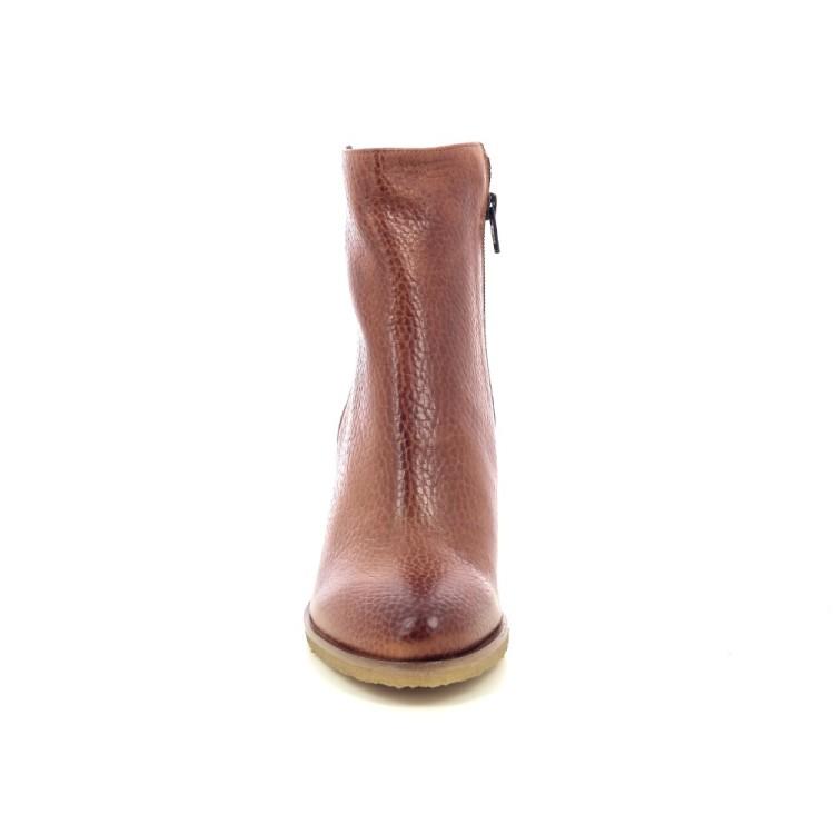 Zinda damesschoenen boots cognac 200470