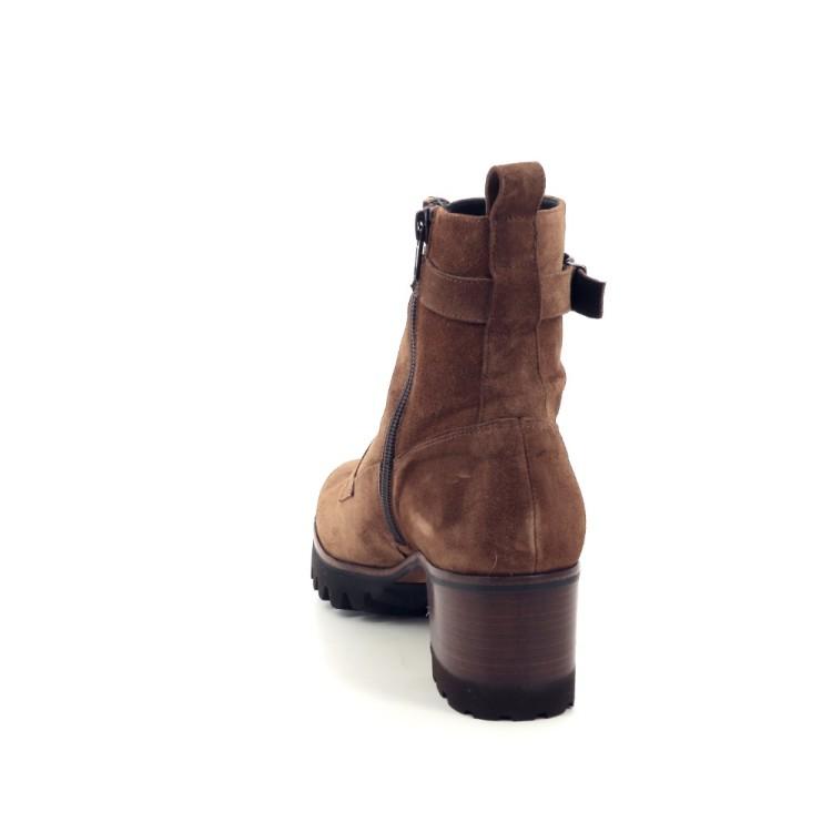 Zinda damesschoenen boots naturel 200461