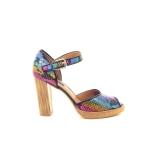 Zinda damesschoenen sandaal rose 171907