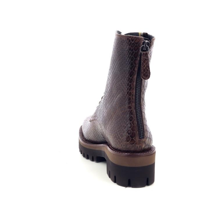 Zinda damesschoenen boots taupe 200457