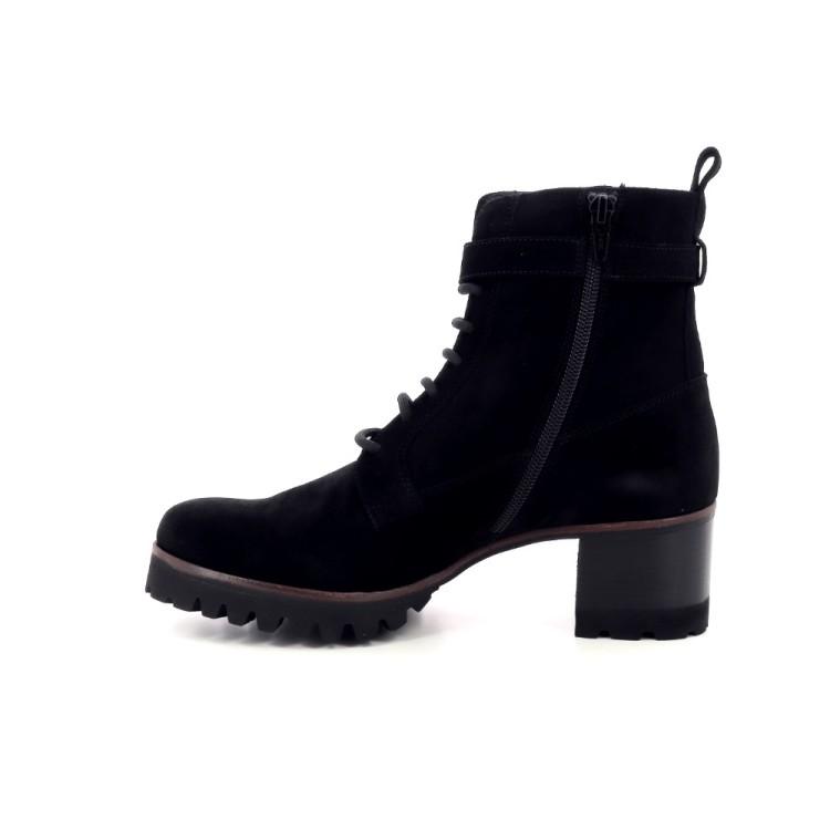 Zinda damesschoenen boots zwart 200460