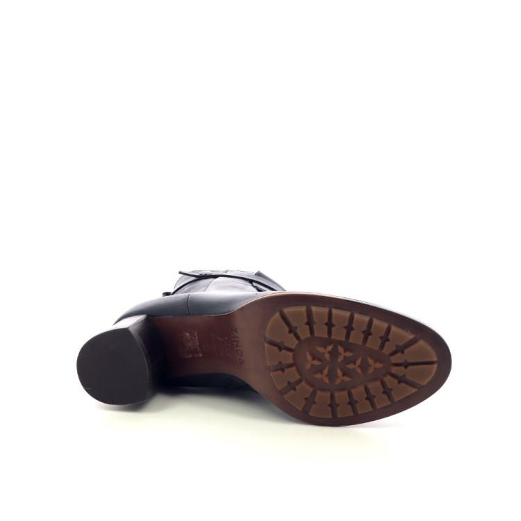 Zinda damesschoenen boots zwart 200465